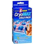 Cryo-Max Reusable 8 Hour Cold Pack, Small- 1 ea