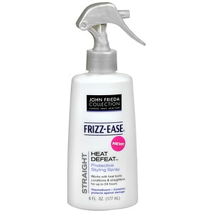 John Frieda Frizz-Ease Heat Defeat Protective Styling Spray- 6 fl oz