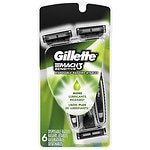 Gillette MACH3 Disposable Razors, Sensitive