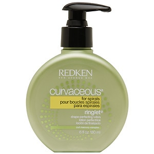 Redken Curvaceous Ringlet Perfecting Lotion for Elastic Curls
