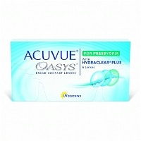 Acuvue Oasys for Presbyopia Contact Lens