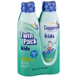 Coppertone Kids Sunscreen, Clear Continuous Spray, SPF 50, 2 pk