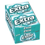 Extra Sugarfree Gum, Polar Ice, 10 pk- 15 ea