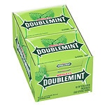 Wrigley's Doublemint Gum, 10 pk- 15 ea
