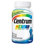 Centrum Men, Multivitamin, Tablets