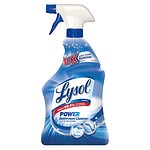 Lysol Bathroom Cleaner Spray Brand III, Island Breeze