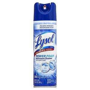 Lysol Complete Bathroom Cleaner, Aerosol- 24 fl oz