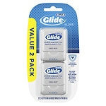 Oral-B Glide Floss, Deep Clean 2 Pack, Mint