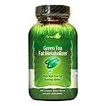 Irwin Naturals Green Tea Fat Metabolizer Dietary Supplement Liquid Softgels- 75 liquid softgels