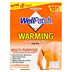 WellPatch Warming Pain Relief Patch