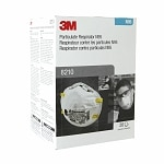 3M 8210 N95 Particulate Respirator Face Mask
