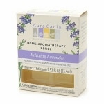 Aura Cacia Electric Aromatherapy Air Freshener Refill, Relaxing Lavender