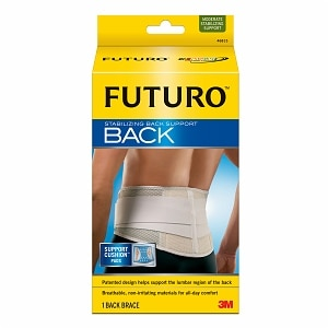 FUTURO Stabilizing Back Support, XX Large / XXX Large- 1 ea