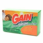 Gain Dryer Sheets, Island Fresh- 120 ea