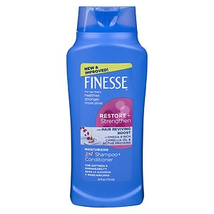 Finesse 2 in 1 Moisturizing Shampoo and Conditioner&nbsp;