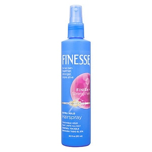 Finesse Self Adjusting Hairspray, Extra Hold