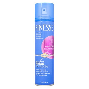 Finesse Self Adjusting Unscented Hairspray, Extra Hold- 7 oz