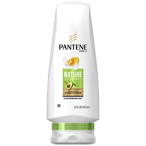 Pantene Pro-V Nature Fusion Smoothing Conditioner with Avocado Oil, 12 oz