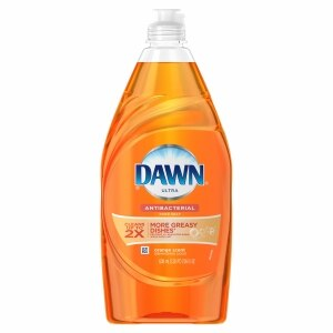 Dawn Antibacterial Dishwashing Liquid, Orange, 24 fl oz (037000222064)