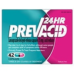 Prevacid24HR Acid Reducer, Delayed-Release Capsules- 42 ea