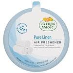 Citrus Magic Solid Air Freshener, Linen Scent- 8 oz