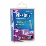 Piksters Interdental Brushes, Size 1