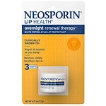 Neosporin Lip Health, Overnight Renewal Therapy