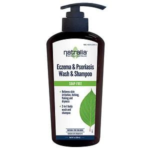 Natralia Eczema & Psoriasis Wash & Shampoo
