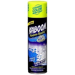 Kaboom Foam-Tastic with Oxi Clean- 19 oz