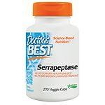 Doctor's Best Serrapeptase, Veggie Caps- 270 ea