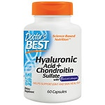Doctor's Best Hyaluronic Acid with Chondroitin Sulfate, Capsules- 60 ea