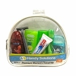 Handy Solutions Premium Women's Travel Kit - TSA Approved- 1 kit