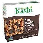 Kashi Chewy Granola Bar, Dark Mocha Almond, 6 pk