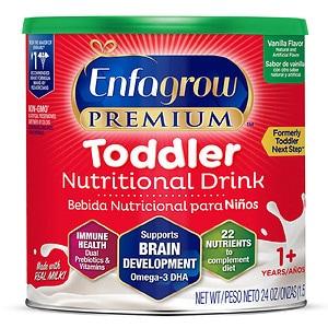 Enfagrow Toddler Next Step Powder, Vanilla- 24 fl oz