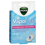 Vicks VBR-5 Pediatric VapoPads