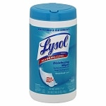 Lysol Disinfecting Wipes, Ocean Fresh