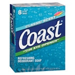 Coast Pacific Force Soap Bars