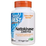 Doctor's Best Nattokinase, Veggie Caps
