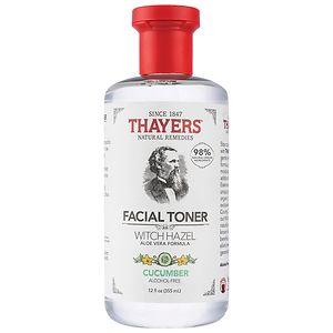 Thayers Alcohol-Free Toner, Cucumber Witch Hazel with Aloe Vera Formula- 12 fl oz