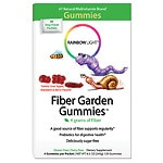 Rainbow Light Fiber Garden Gummies, Single-Serve Packets, 30 pk- .28 oz