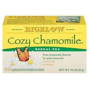 Bigelow Cozy Chamomile Herb Tea