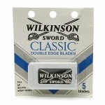 Wilkinson Sword Double Edge Blades- 5 ea