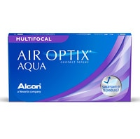 Air Optix Multifocal Contact Lens- 6 lenses per box