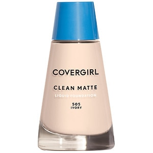 CoverGirl Clean Oil Control Liquid Makeup, Ivory 505