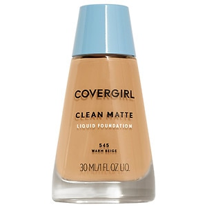 CoverGirl Clean Oil Control Liquid Makeup, Warm Beige
