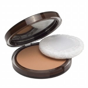 CoverGirl Clean Pressed Powder Compact, Natural Beige 140, .39 oz