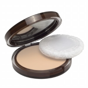 CoverGirl Clean Pressed Powder Compact, Ivory 105, .39 oz
