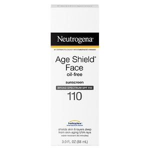 Neutrogena Age Shield Face, Sunscreen Lotion, SPF 110- 3 oz