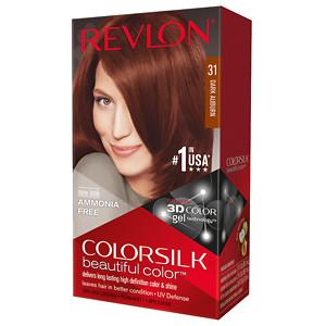 Revlon Colorsilk Beautiful Color, Dark Auburn 31
