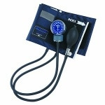 Mabis Signature Series Aneriod Sphygmomanometer, Large Adult Size Cuff- 1 ea